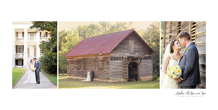 Wavering Place Plantation Wedding photo