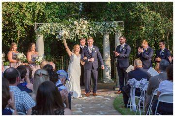 Hall at Senate's End Wedding